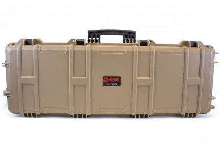 *B-V* Nuprol Large Hard Case Tan Wave