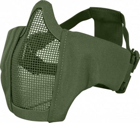 Viper Gen 2 Crossteel Face Mask Green