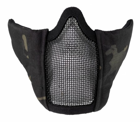 Viper Gen 2 Crossteel Face Mask VCAM Black