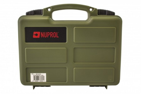 *B-V* Nuprol Small Hard Case Green PnP