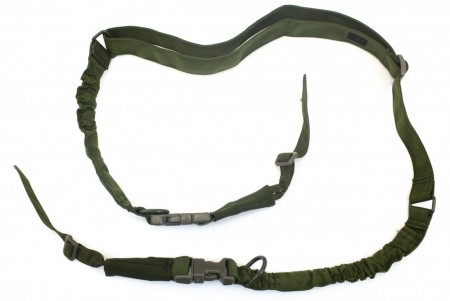 Nuprol Two Point Bungee Sling Green