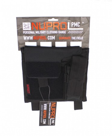 Nuprol PMC Admin Pouch Black