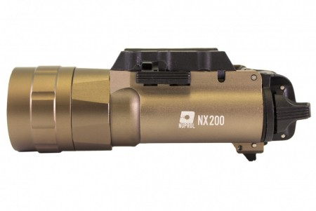 Nuprol NX200 Pistol Torch Tan