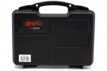 *B-V* Nuprol Small Hard Case Black PNP