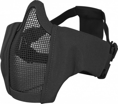 Viper Gen 2 Crossteel Face Mask Black