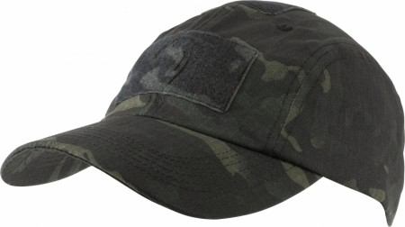 Viper Elite Baseball Hat Vcam Black