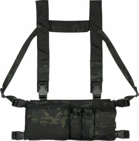 Viper VX Buckle Up Ready Rig VCAM Black