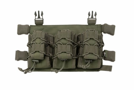 Viper VX Buckle Up Mag Rig Green
