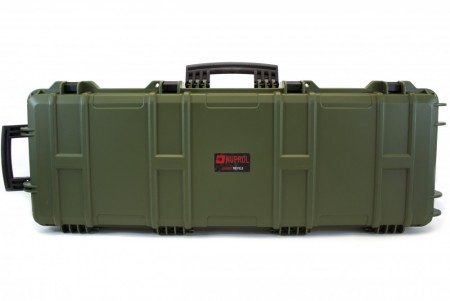 *B-V* Nuprol Large Hard Case Green PnP