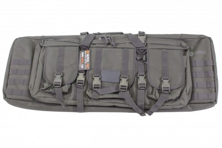 "Nuprol Deluxe Soft Rifle Bag 36"" Grey"