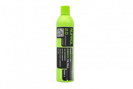 Nuprol 2.0 1000ml Green Gas