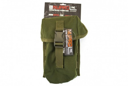 Nuprol PMC Medium Utility Pouch OD