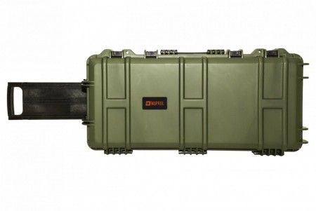 *B-V* Nuprol SMG Hard Case Green PnP