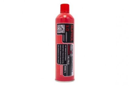 Nuprol 3.0 1000ml Red Gas