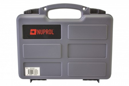*B-V* Nuprol Small Hard Case Grey PnP
