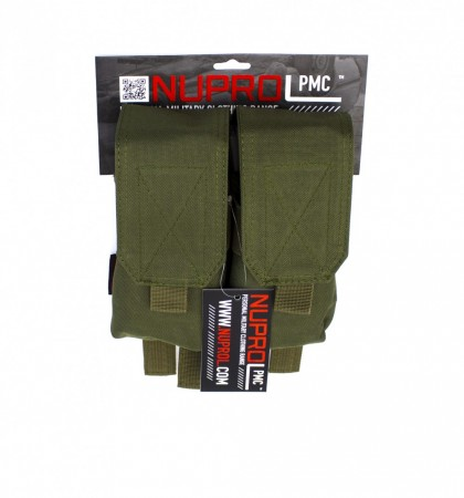 Nuprol PMC M4 Dobbel Maglomme Green