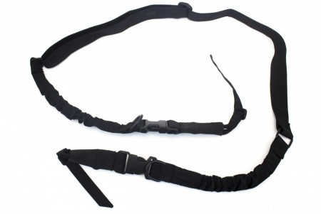 Nuprol Two Point Bungee Sling Black